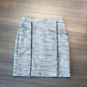 Banana Republic Gray Skirt